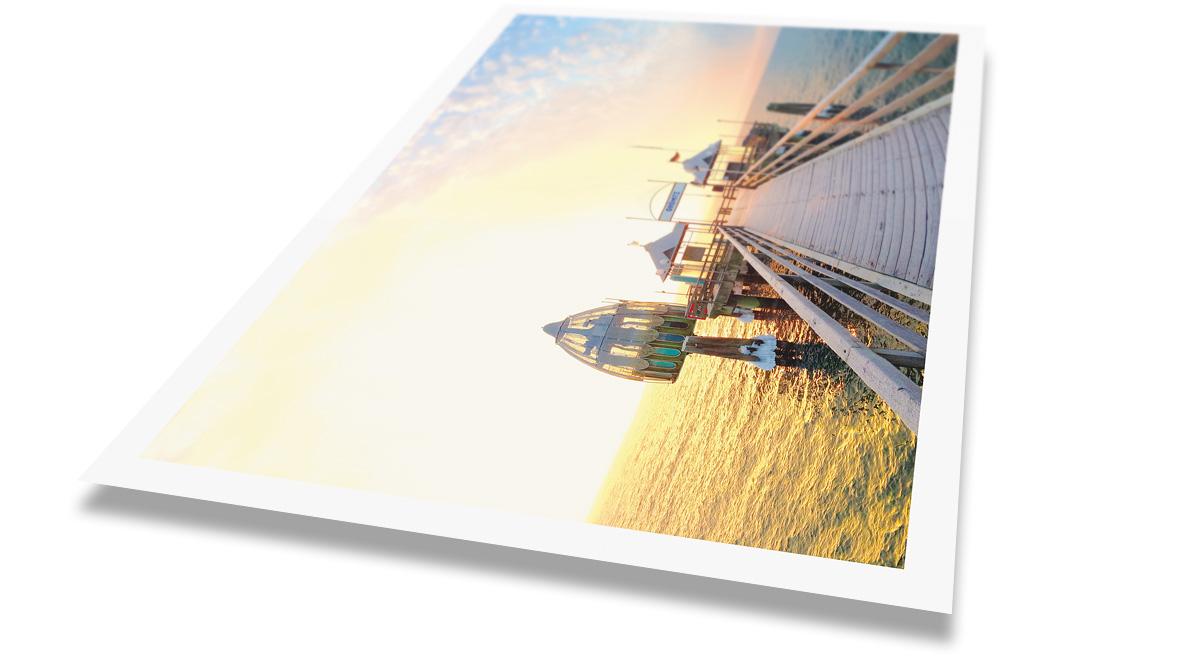 Grömitz Bilder auf Fotopapier