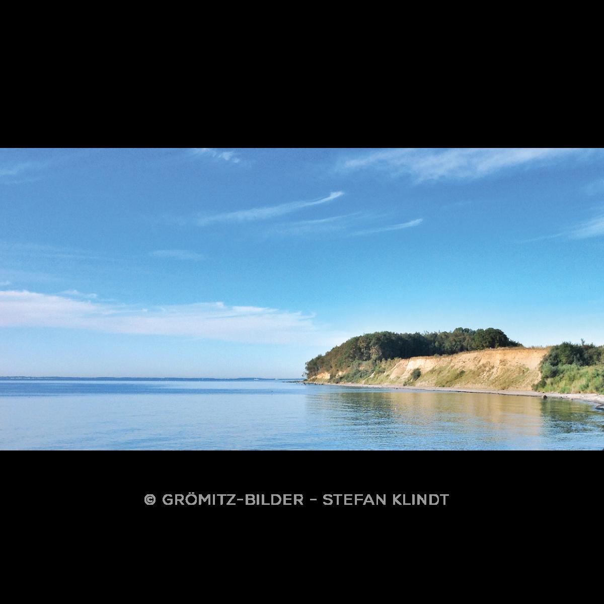 Grömitzer Steilküste westlich des Yachthafens