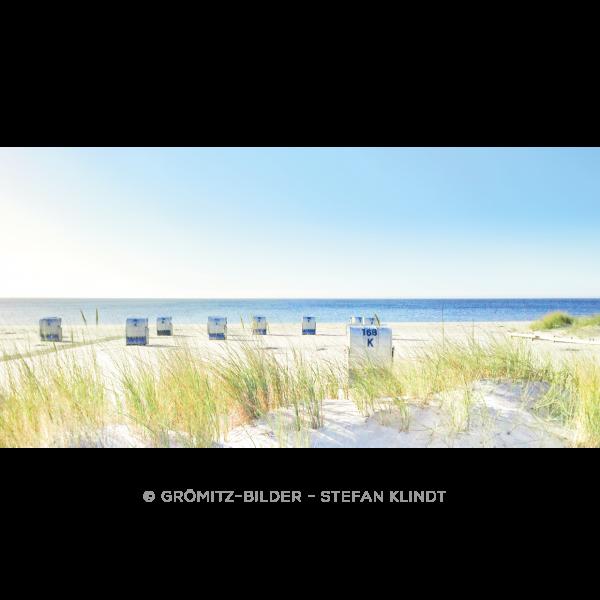 024 Grömitz Bilder - Strandkörbe
