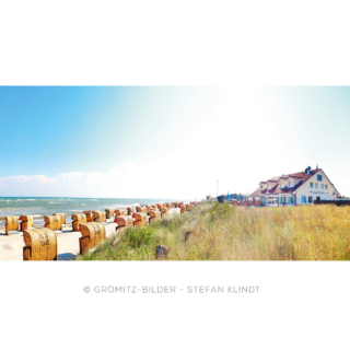 077 Grömitz Bilder - Düne am Lensterstrand