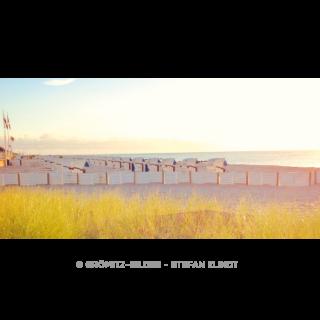 093 Grömitz Bilder - Tagesanbruch am nordöstlichen Strand