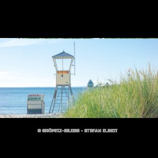 080 Grömitz Bilder - DLRG-Turm an der Seebrücke
