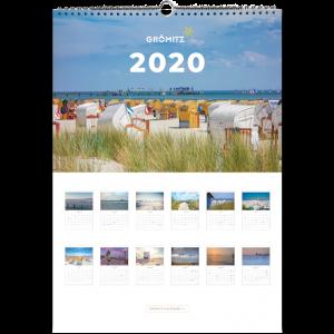 Grömitz Kalender 2020 A3