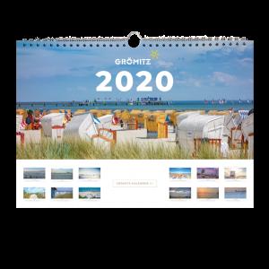 Grömitz Kalender 2020 A4