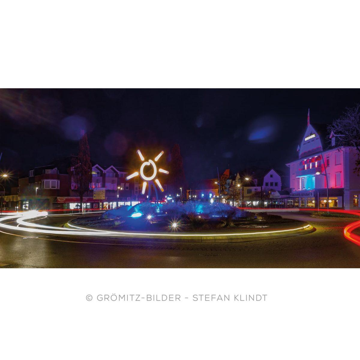 015 Grömitz Bilder - Sonnenkreisel - Grömitzer Winterlichter