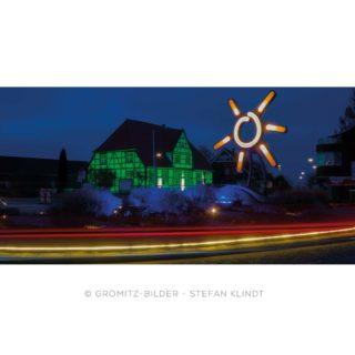 016 Grömitz Bilder - Sonnenkreisel - Grömitzer Winterlichter