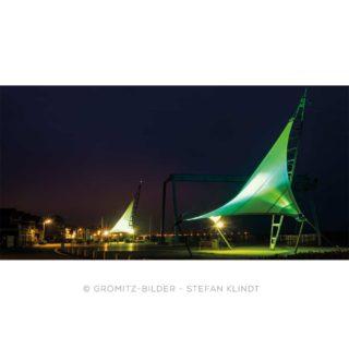 017 Grömitz Bilder - Yachthafen - Grömitzer Winterlichter