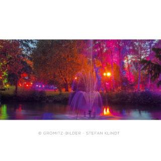 0921 Grömitz Bilder - Lichtermeer im Kurpark